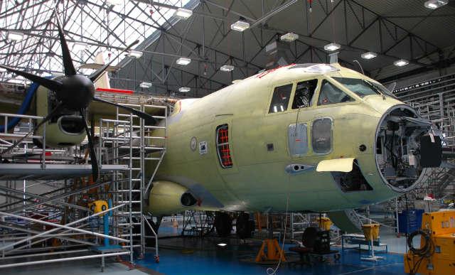 RAAF C-27J - Alenia Aermacchi