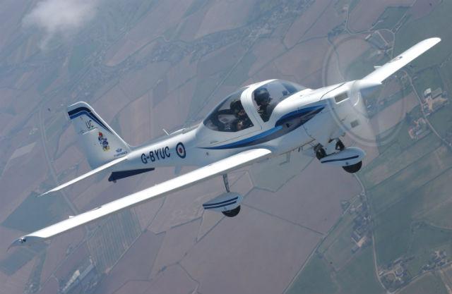 RAF Grob G115E