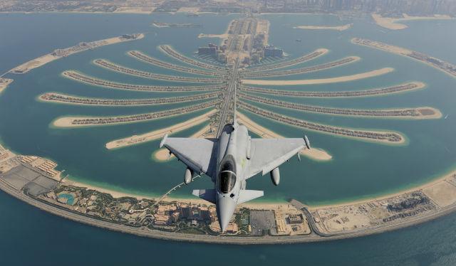 Typhoon Palm - Eurofighter