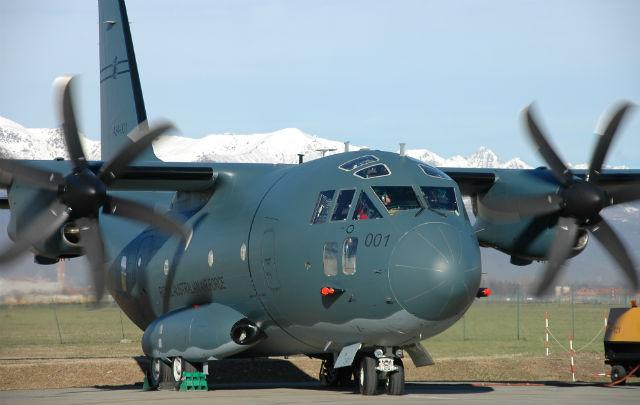 Australian C-27J - Alenia Aermacchi