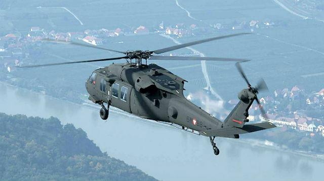 Black Hawk - Austrian defence ministry