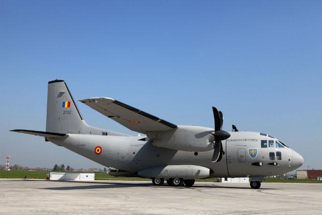 C-27 Romania big