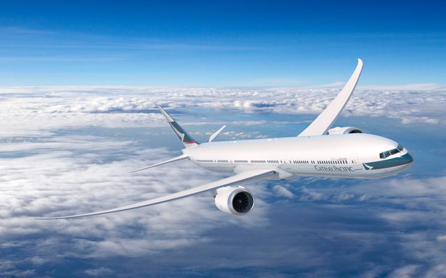Cathay 777-9X body