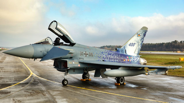 Eurofighter 400 - Cassidian