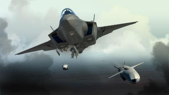 F-35 JSM drop