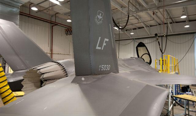 F-35A Luke - Lockheed Martin