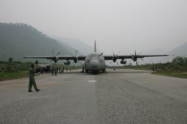 India C-130J