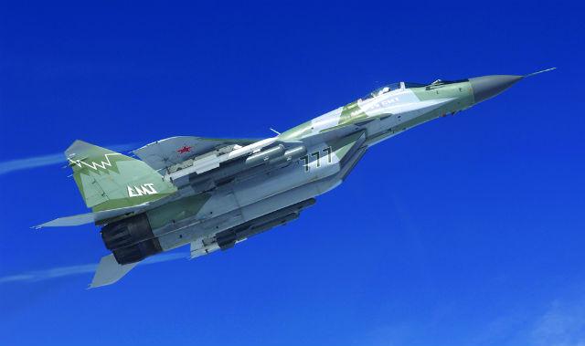 MiG-29SMT - RAC MiG