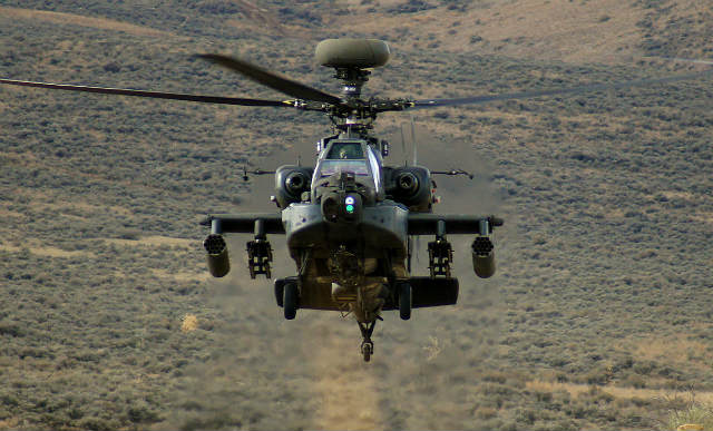 AH-64E - US Army