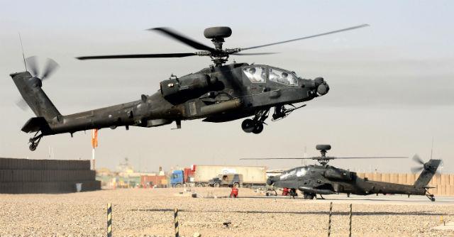 Apache AH1 - Crown Copyright