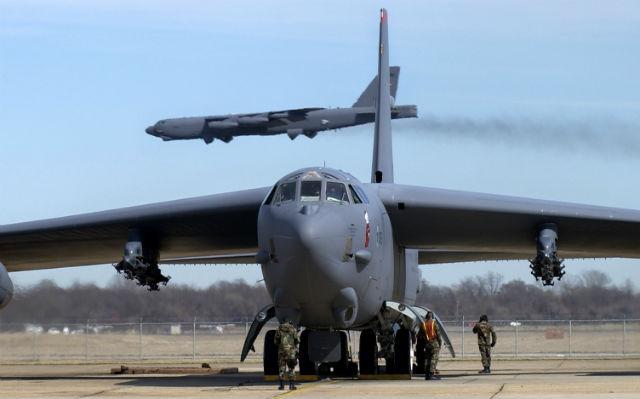 B-52s - USAF