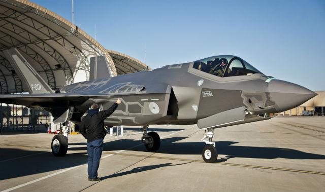 Dutch F-35A - US Air Force