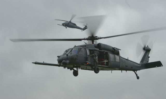 HH-60G - USAF