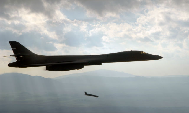 JASSM-ER drop - USAF