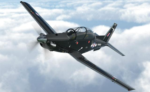 T-6C New Zealand