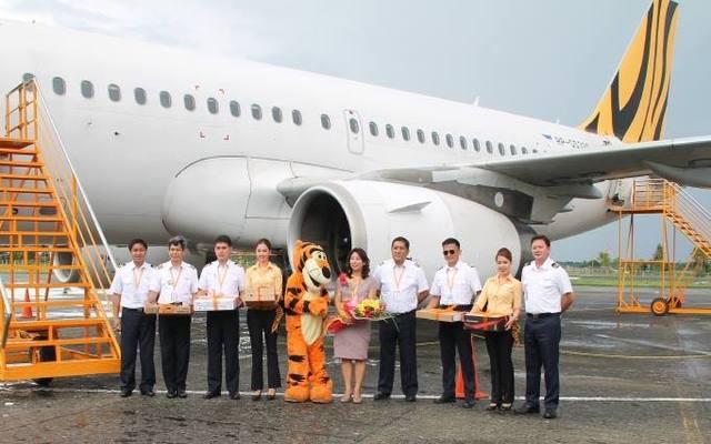 Tigerair Philippines body
