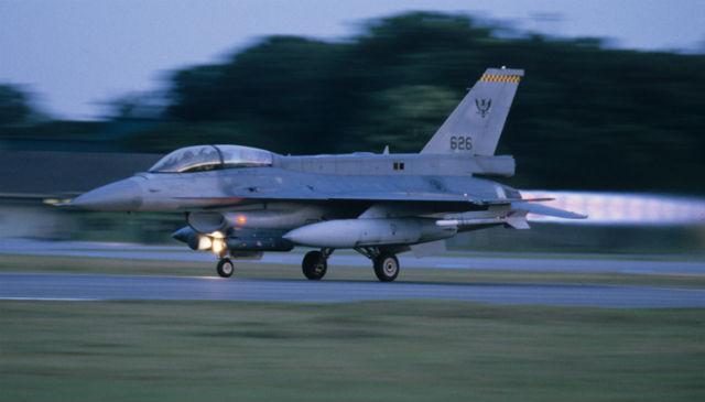 F-16 - Singapore MINDEF