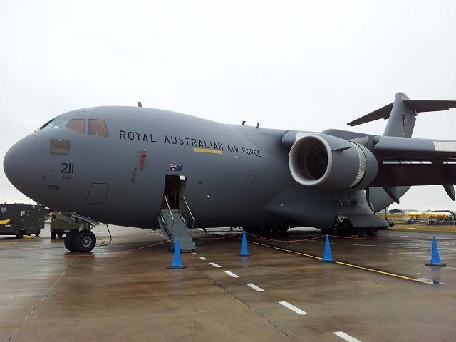 RAAF C-17
