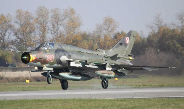 Su-22 - Bartosz Glowacki