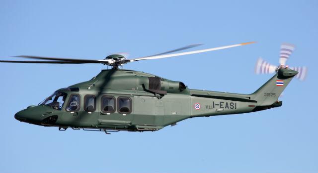 Thai army AW139 - AgustaWestland
