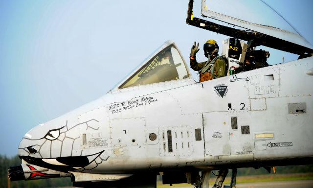 A-10 - USAF