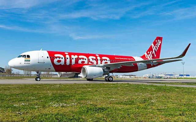 AirAsia India A320