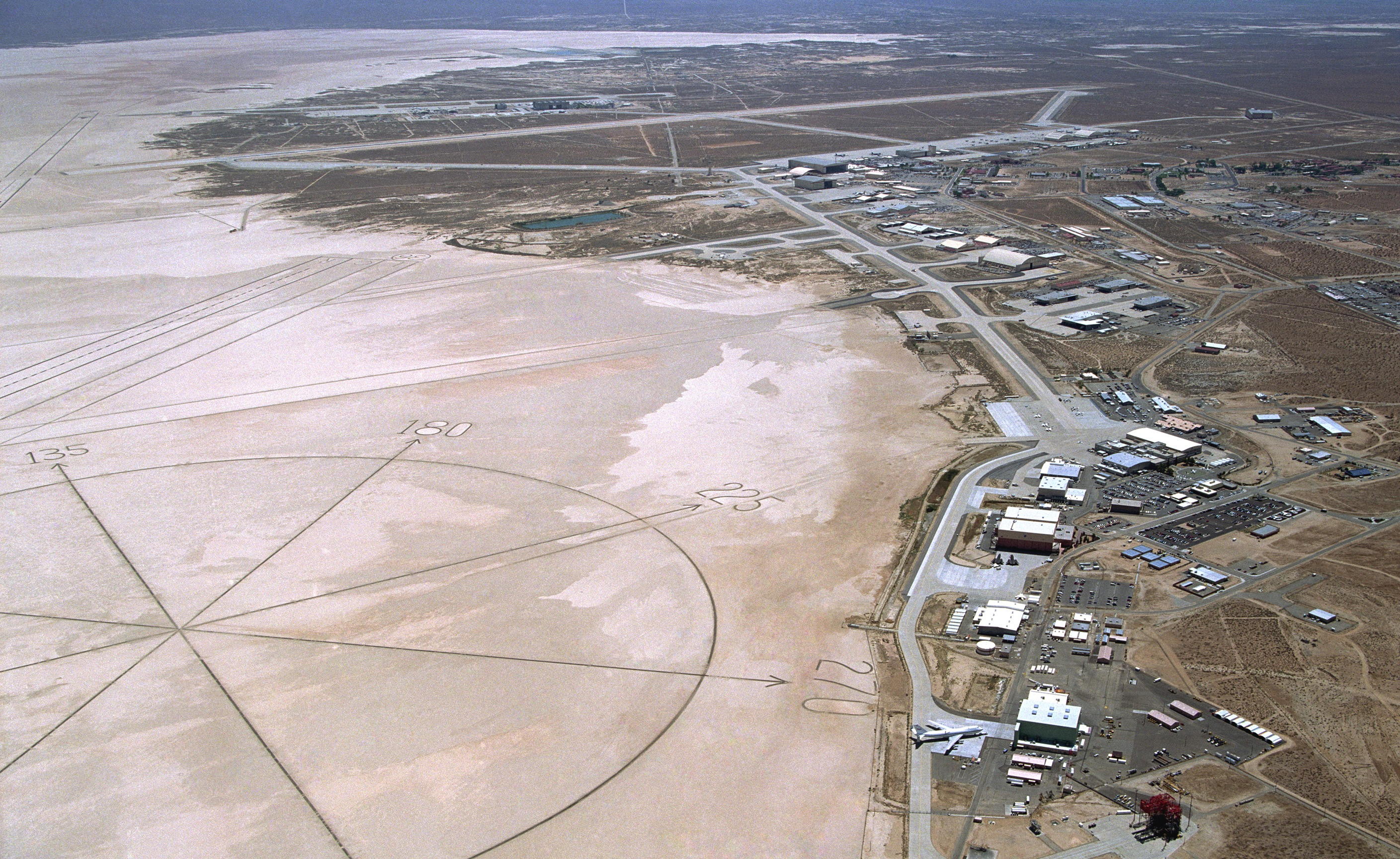 Dryden Flight Research Center, Edwards AFB, Califo