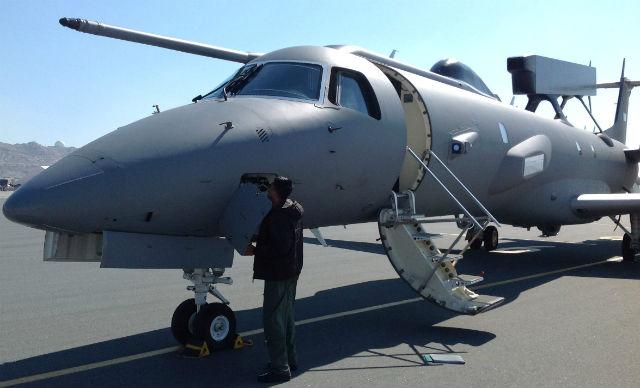 EMB-145 AEW - CABS