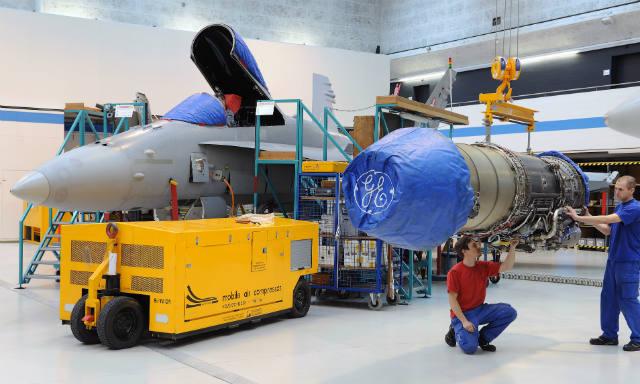 F-18 support - Ruag Aviation