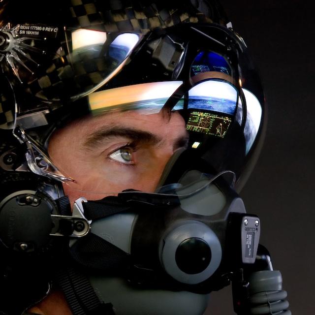 F-35 VSI HMD helmet