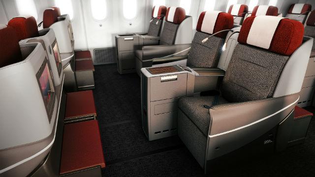 LATAM 787-9 new interior