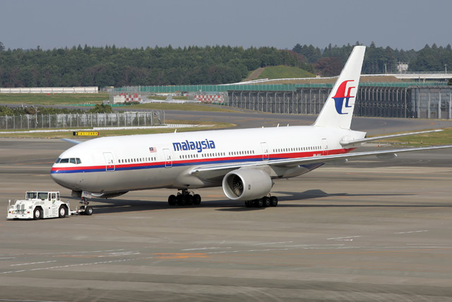 Malaysia Airlines 777-200