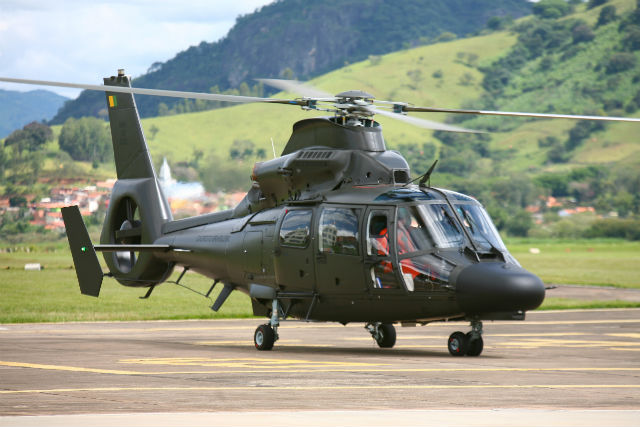 Panther K2 Brazil - Airbus Helicopters