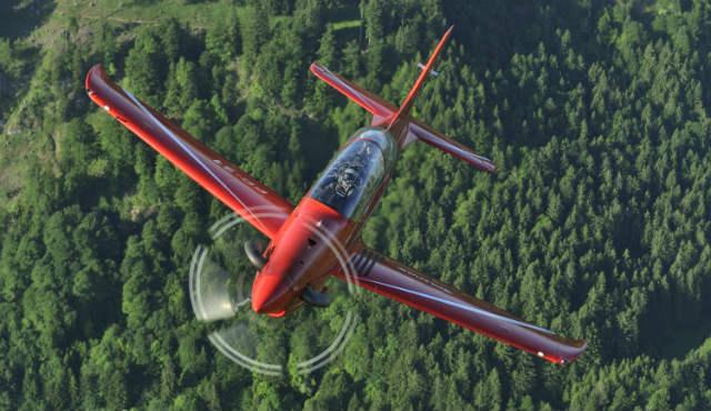PC-21 - Pilatus