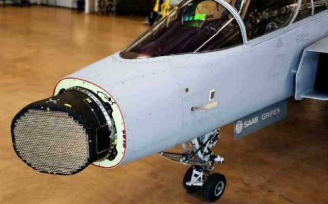 Raven ES-05 Gripen - Selex ES