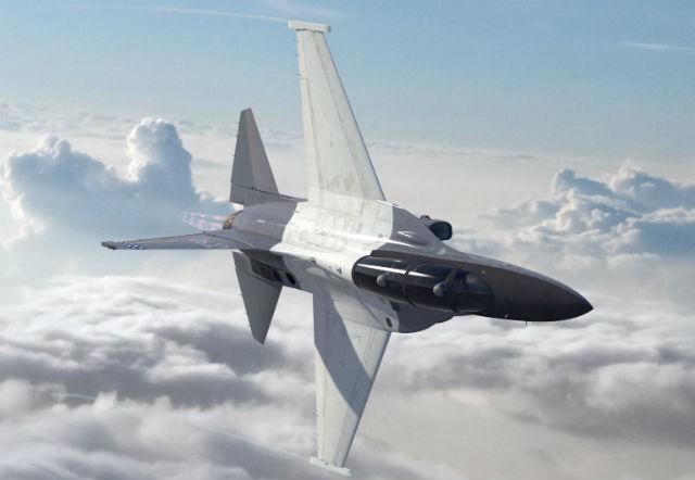 T-50 T-X - Lockheed Martin