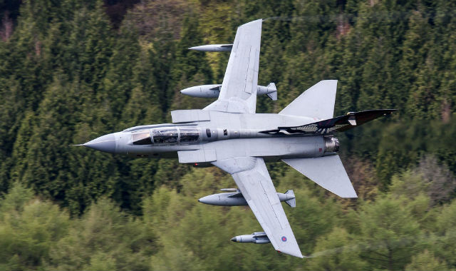 Tornado GR4 617 Sqn - Rex Features