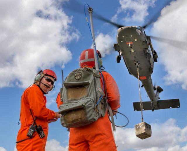 Black Hawk OPV - Sikorsky