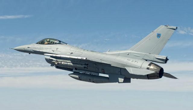 Oman F-16 - Lockheed Martin