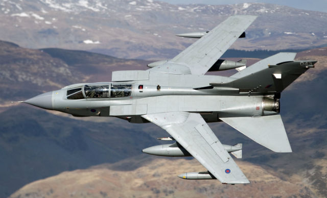 RAF Tornado GR4 - Rex Features