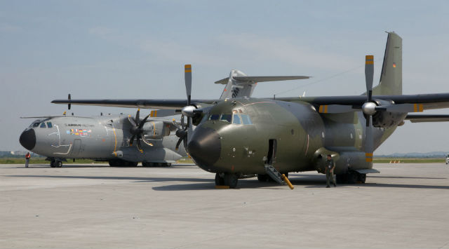 A400M Transall - Airbus Defence & Space