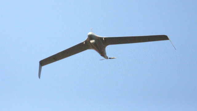 IAI Bird-Eye 650 light reconnaissance UAV