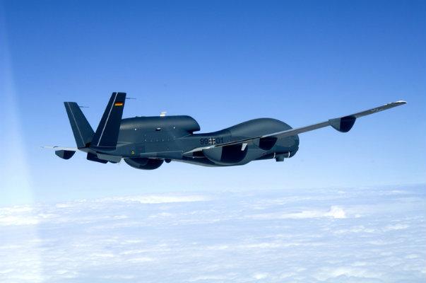 Euro Hawk credit Northrop Grumman