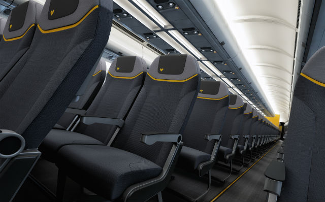 A330 seats - Thomas Cook Airlines
