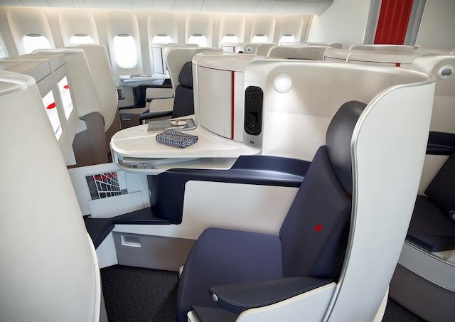 Air France 777 business