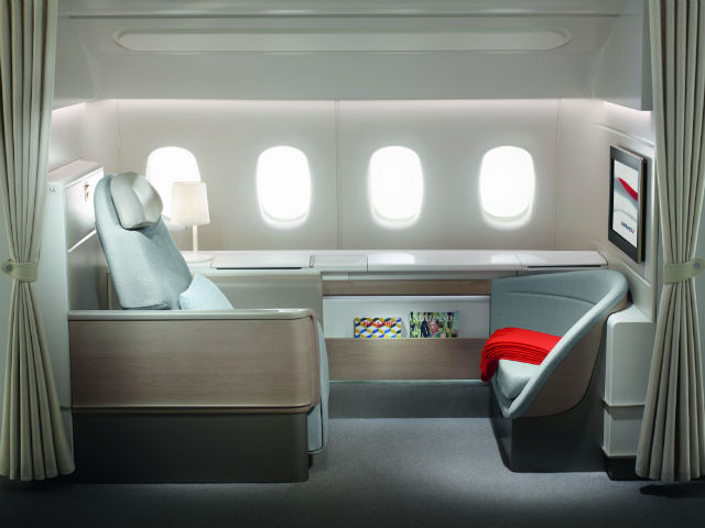 Pictures Air France To Extend Cabin Upgrade To A330s And A380s News Flight Global