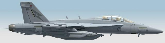 EA-18G - RAAF