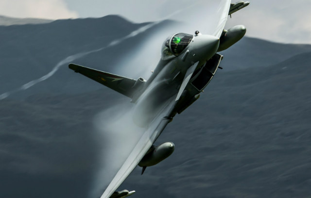 Eurofighter - Dan Kemsley Eurofighter
