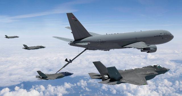 KC-46 F-35s - Boeing