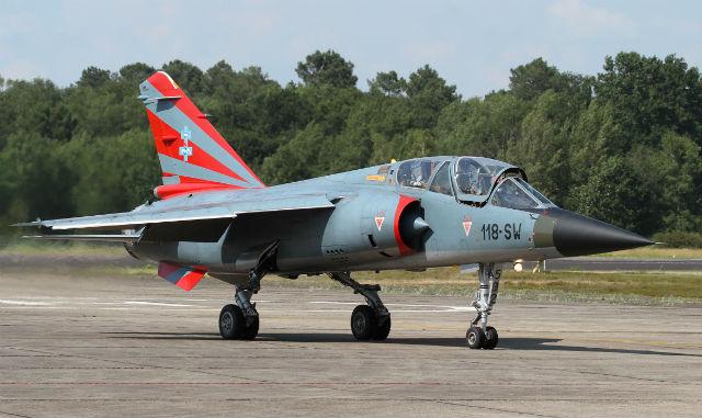 Mirage F1 - Dean West